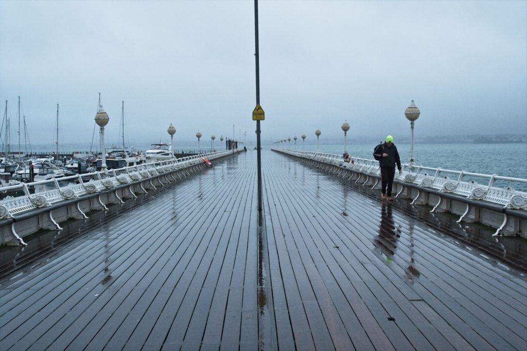Torquay Pier, February 2021
