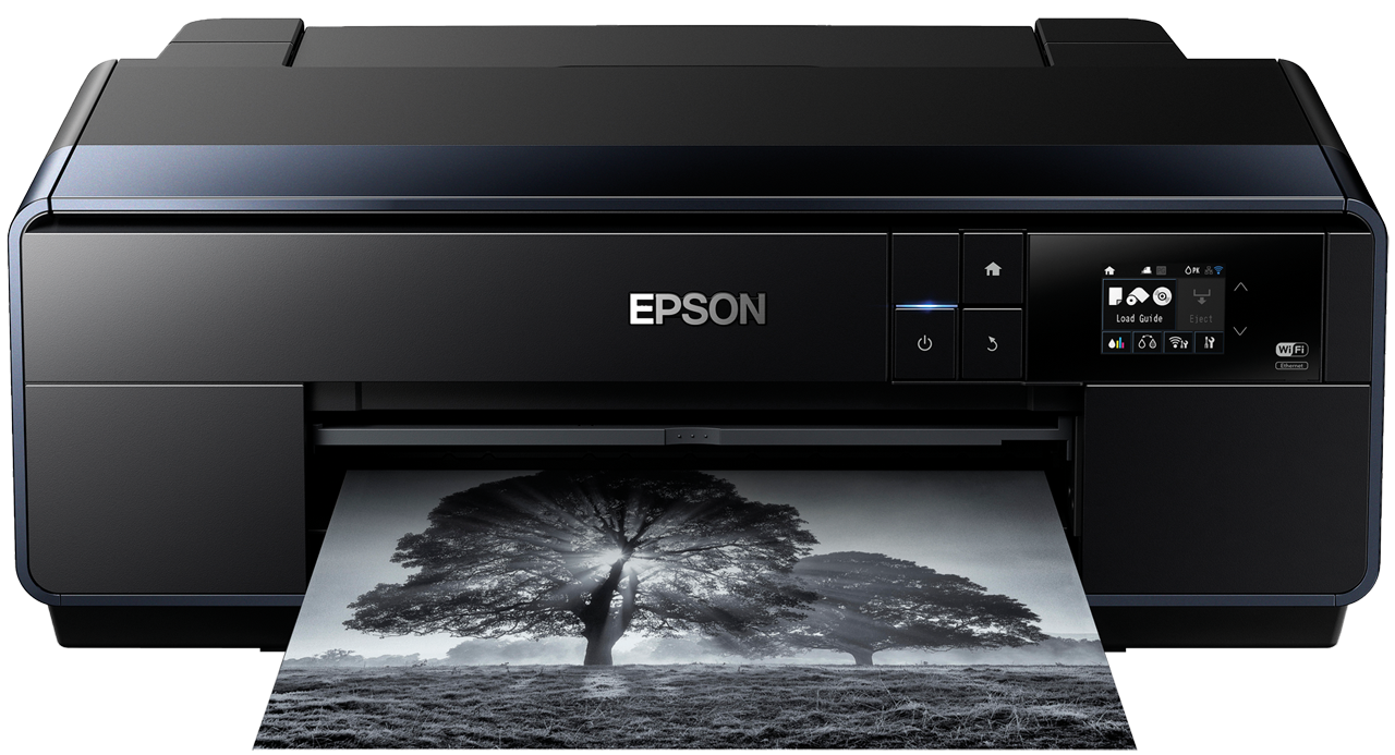 Fixing an Epsom SC-P600 with air in the print-head damper